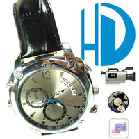Wholesale 4GB HD Real p Spy Watch Camera Mini DVR spy record