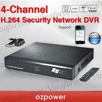 Wholesale NEW Channels CH H Standalone DVR Real Time CCTV