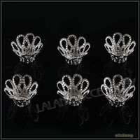 Wholesale New Flower Bead Caps Cones Beads Metal Caps Bead End Caps Jewelry Accessory mm