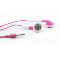 Ordinary In- ear Earphones for iPhone Phone 4 3G 3GS MP3 MP4 ...