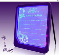 Wholesale LED message board tablet with LED lamp