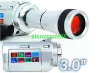 Wholesale DV Digital Camera Camcorder with X Zoom Remote Control DV668 Telescope