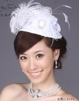 Wholesale Bridal Wedding Veil Hair Jewelry Bridal Tiaras Pearl Necklace earrings Hair Ornament in set
