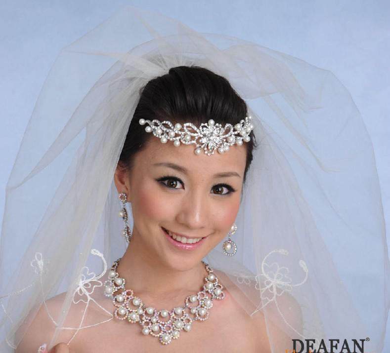 Wholesale Wedding Jewelry - Buy Wedding Accessories Bridal Veil