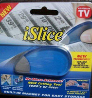coupons - Novelty ISlice Cutter Ceramic Knife Cutting Paper Coupon Safely
