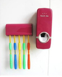 Wholesale Automatic Toothpaste Dispenser amp Brush Holder Touch New Hot YA1799