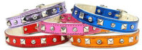 Wholesale Crystal Metallic Pearl Dog Collar Exquisite and Beauty Visual Dog Leash Dog Harness