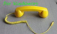 Wholesale Jyphone Talky micphone handset telephone receiver with mm Anti radition fashionable