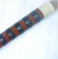 Wholesale Fine inlaid red bamboo flute musical instrument the child to send professional Dimo