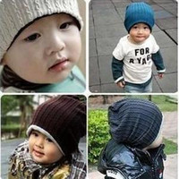 Wholesale baby MJ cap children s hats kids Hat toddler caps Baby hats Bread twist Two sided Caps amp Hats