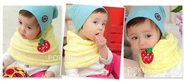 Wholesale 2011 new sweet princess shawl baby strawberry cape tippet kids amice kids wrap kids accessories iris
