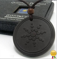 Unisex Quantum Scalar Energy Pendant all code 2014 Hot - Nano Energy Quantum Science Scalar Energy Pendant Necklaces With Product Registration Body fashion jewelry
