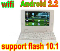 Wholesale 7 inch laptop inch mini netbook mini laptop computer android VIA8650 MHZ MB GB