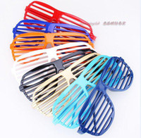 Novelty Fashion Hip Hop Shutter Shades Sunglasses glasses Cl...