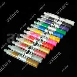 Wholesale Brand new Colors in a set D Paint Pen UV Gel Acrylic Nail Art Polish