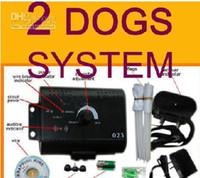 Precio de China inalámbrica inteligente-El nuevo sistema sin hilos del esgrima del animal doméstico para el perrito elegante de la En-tierra del perro de 2 PERROS que cercaba de China fábrica 6PCS