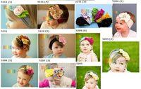 Cheap Headbands children hair Best Blending Floral girls hair