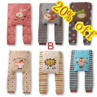 Wholesale 3pcs BUSHA baby pants baby clothing leggings cotton pp pants baby pant kids legging
