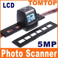 Wholesale 5MP Digital Film Scanner Converter mm USB LCD Slide Negative Photo Scanner quot TFT C1187 pc
