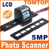 Wholesale Digital Film Scanner Converter MP mm USB LCD Slide Negative Photo Scanner quot TFT Bits C1187