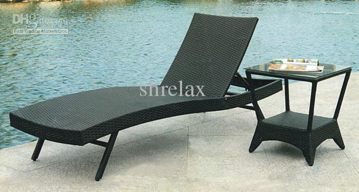 Wholesale outdoor and garden lounge furniture beach chair, $112.86 ...