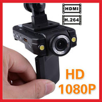 Wholesale Portable Car Camcorder DVR FULL HD P homealarm