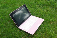 Wholesale NEW quot fold Mini Laptop Netbook Notebook WIFI Windows CE GB HD Black white pink