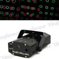 Wholesale Pub Party Use Stage Laser Light Green mW Red amp Blue mW Special Mini Animation Effect Laser P2