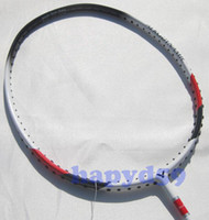 Wholesale free ship original VICTOR Explorer Cls Badminton Racket Racquet free line and grip