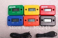 Wholesale Mixed color water proof hour meter