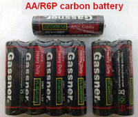 European standard aa zinc carbon battery - 1800pcs R6P AA UM3 v carbon zinc battery extra heavy duty