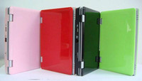 Wholesale CHEAPEST NETBOOK NEW inch Mini Netbook Laptop Notebook WIFI Windows CE GB HD colors