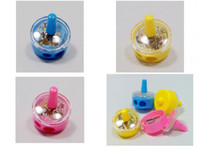 Wholesale New Toy Gyro Pencil Sharpener Pen Knife Children Love s Stationery