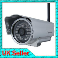 Wholesale Uk Seller Foscam FI8904W IP Net Camera WiFi Wireless Camera Hot Sale Globalink