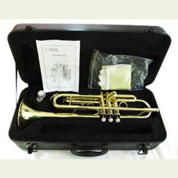 Wholesale JBTR New professional trumpet great sound metal techn