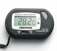 Wholesale Digital LCD Aquarium Fish Tank Marine Water Thermometer