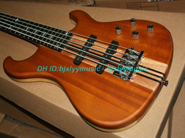 Wholesale High Brand New Arrival Strings Wooden Electric Bass Best Musical instruments HOT