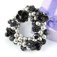 43 gram/pcs australia bracelet - bracelets with beaded charms and flowers hot sell in australia elasty BR B