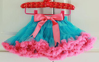 Wholesale Baby Girls Pettiskirt Baby Skirts Baby wear Kids Clothes Tutu Skirts sizes