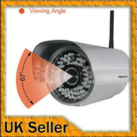 Wholesale Foscam FI8905W Uk Seller Original Outdoor CCTV Wifi Wireless IP Camera Globalink