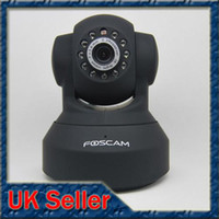 Wholesale Uk Seller Foscam FI8918W CCTV Wireless IP Camera Night Vision WIFI Webcam Globalink