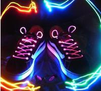 china led shoelaces - Good Christmas Xmas Gift Original Platube Led Shoelaces LIGHT UP Shoelace GLOW STICK