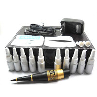 Wholesale Permanent Makeup Kit Tattoo Power EyeBrow Pen Machine Inks