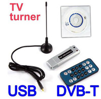 2pcs new Digital USB 2. 0 DVB- T Tuner Recorder Receiver set- t...