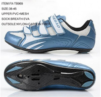 Wholesale Quality cycling shoes ROAD bicycle shoes print nylon outsole