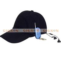 Wholesale NEW MINI DV DVR HIDDEN HAT CAP CAMERA MP3 amp BLUETOOTH