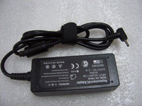 Wholesale Replacement Laptop V A MM Black AC Adapters for ASUS Mni Notebook