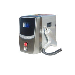 Wholesale Tattoo Clinic ND YAG Laser Tattoo Removal nm amp nm All Color Tattoo Delete Pigment Removal