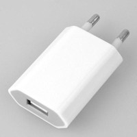 Wholesale EU USB AC Adapter wall charger for iPod iphone GS G S