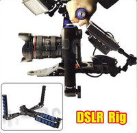 Wholesale DSLR DV Rig Shoulder Mount for Canon D Mark II D D